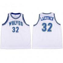 Christian Laettner Timberwolves Retro NBA Jersey Cheap For Sale 769e5cd9c