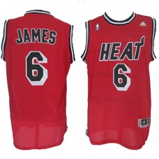 f49f8394a80 Cheap Lebron James Miami Heat Throwback NBA Jersey.