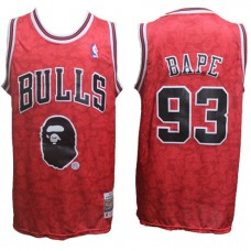 5171accfe58a Cheap Bulls A Bathing Ape ABC Basketball Jersey Ba.