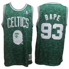 926cc3d1454f Cheap Celtics A Bathing Ape ABC Basketball Jersey .