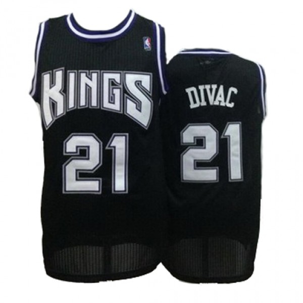 d5608753e22 ... italy wholesale cheap nba sacramento kings 21 vlade divac throwback  jersey black swingman hardwood classics 62712